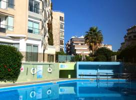 Property in Cyprus, Garden Apartment for rent ID:12214