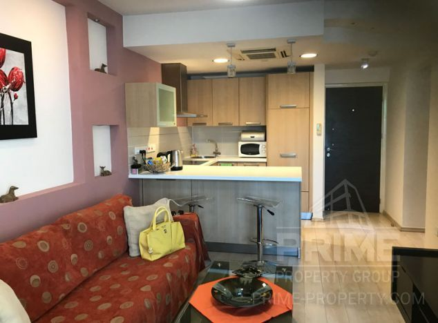 Sell Garden Apartment 12214 in Limassol