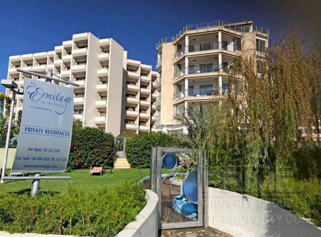 Buy Garden Apartment 12214 in Limassol