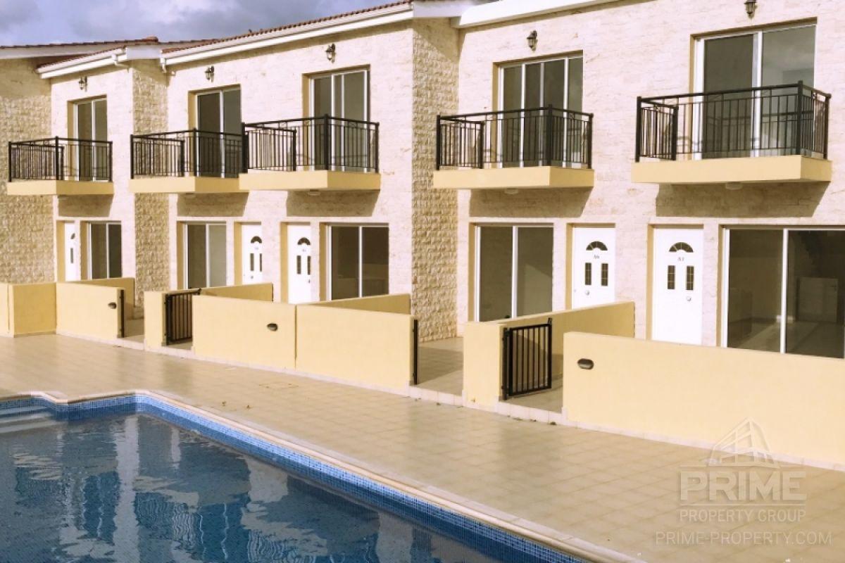 Предложение № 12295 - Paphos, Townhouse 90 м2