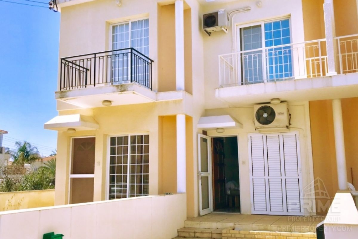 Предложение № 12310 - Paphos, Townhouse 88 м2