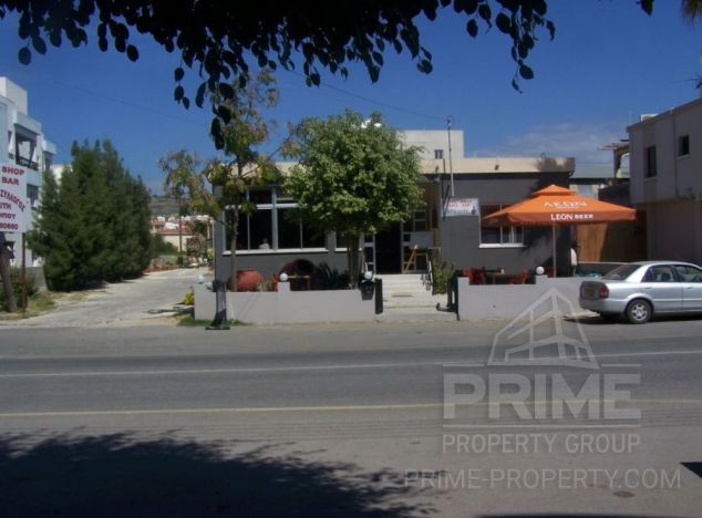 Industrial estate 12331 on sell in Paphos
