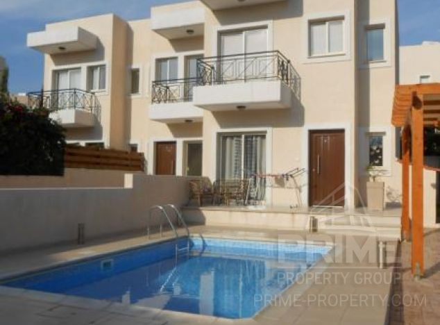 Cyprus property, Townhouse for holiday rent ID:1234