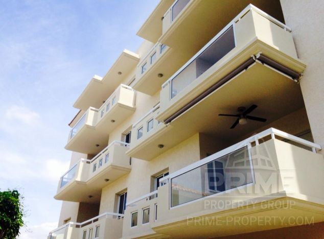 Cyprus property, Apartment for holiday rent ID:1238