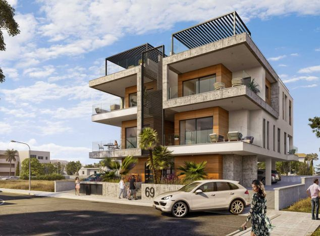 <br>Cyprus property, Penthouse for sale ID:12416