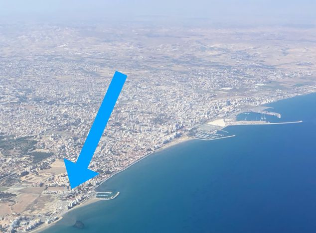 Apartment 12419 on sell in Larnaca