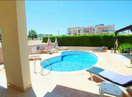 Cyprus property, Garden Apartment for sale ID:12442
