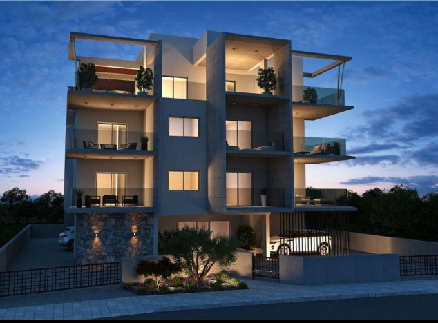 Building 12522 on sell in Limassol