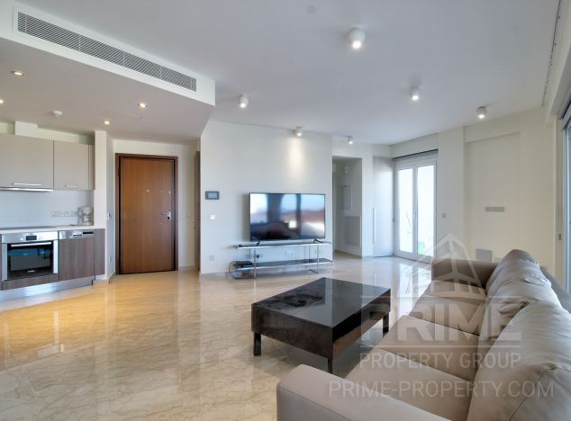 Sell Apartment 12523 in Limassol