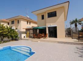 Cyprus property, Villa for rent ID:12553