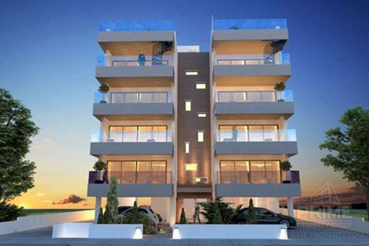 Предложение № 12613 - Larnaca, Apartment 142 м2