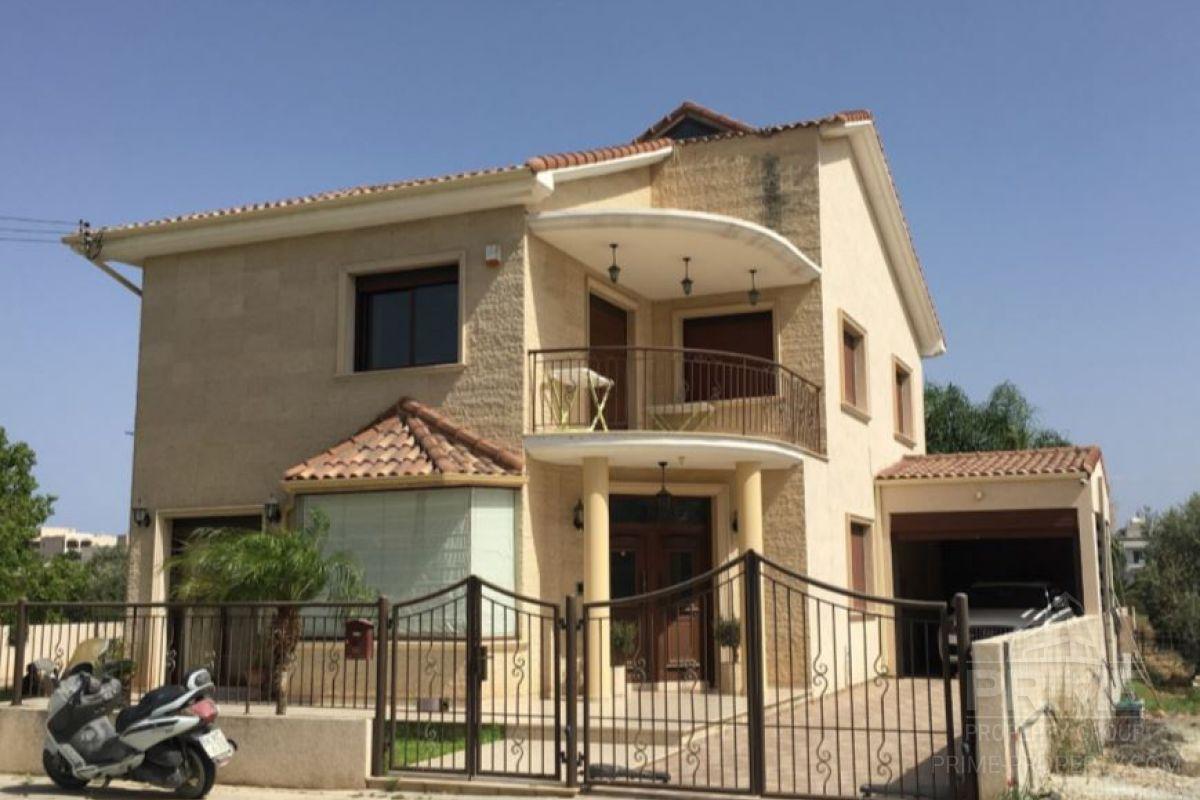 Предложение № 12624 - Limassol, Villa 380 м2