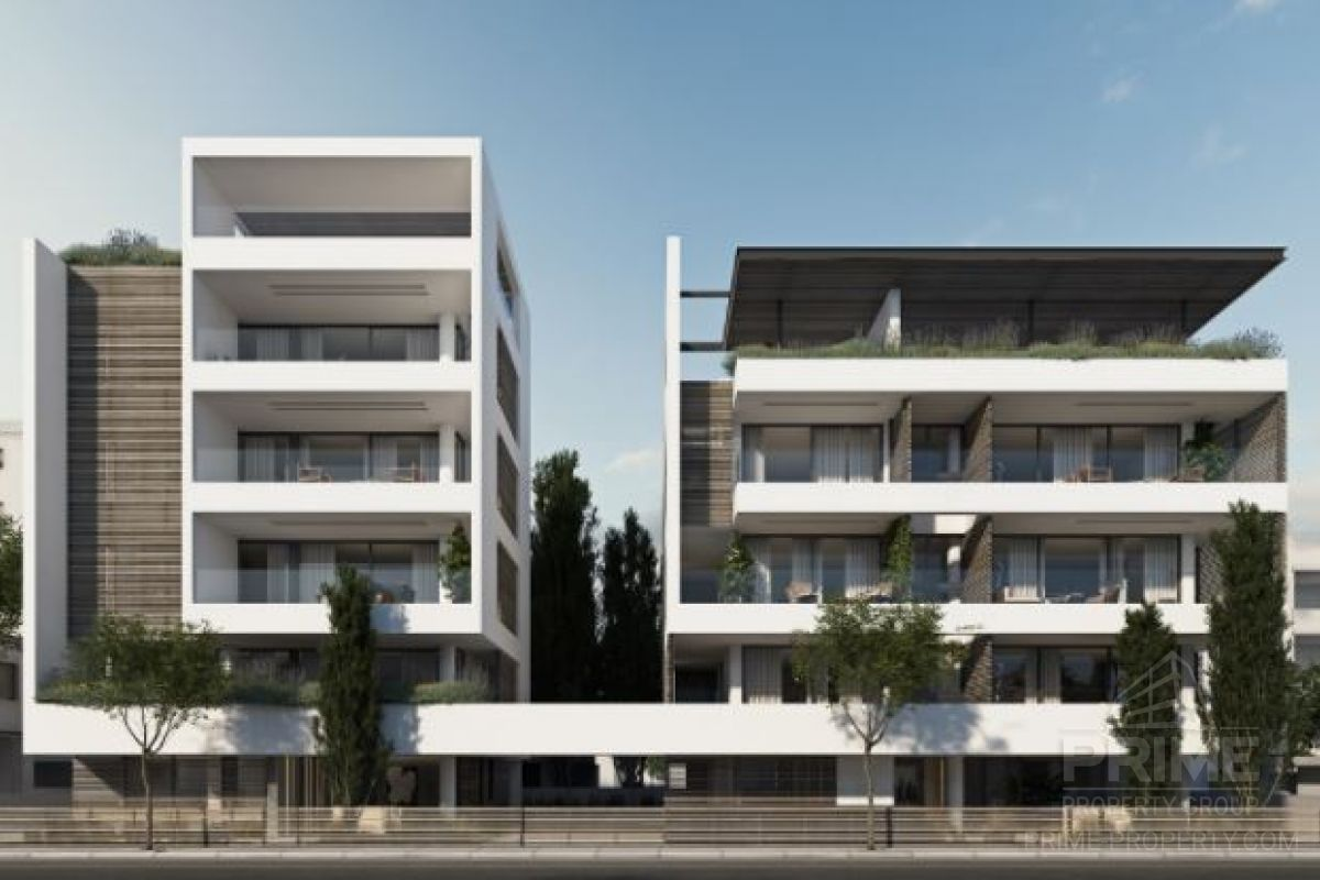 Предложение № 12643 - Limassol, Apartment 101 м2