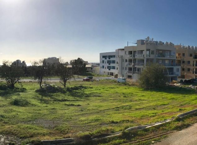 Sell Land 12645 in Paphos
