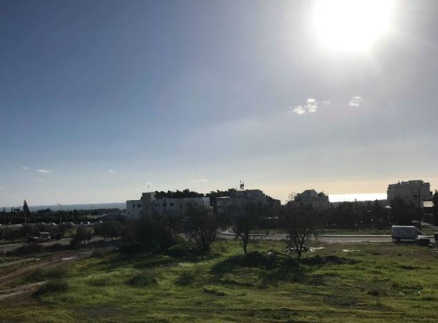 Land 12646 on sell in Paphos