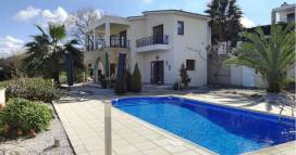 Cyprus property, Villa for sale ID:12655