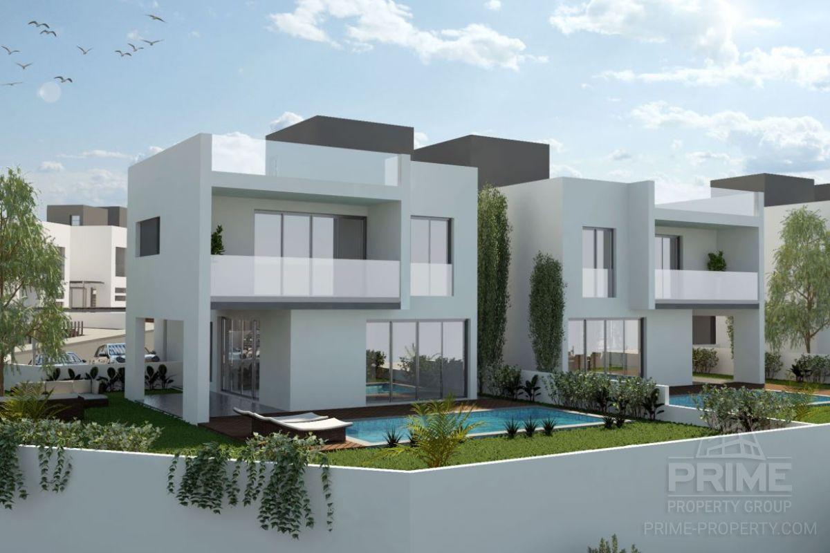 Предложение № 12687 - Paphos, Villa 243 м2