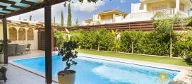 Cyprus property, Villa for holiday rent ID:12691