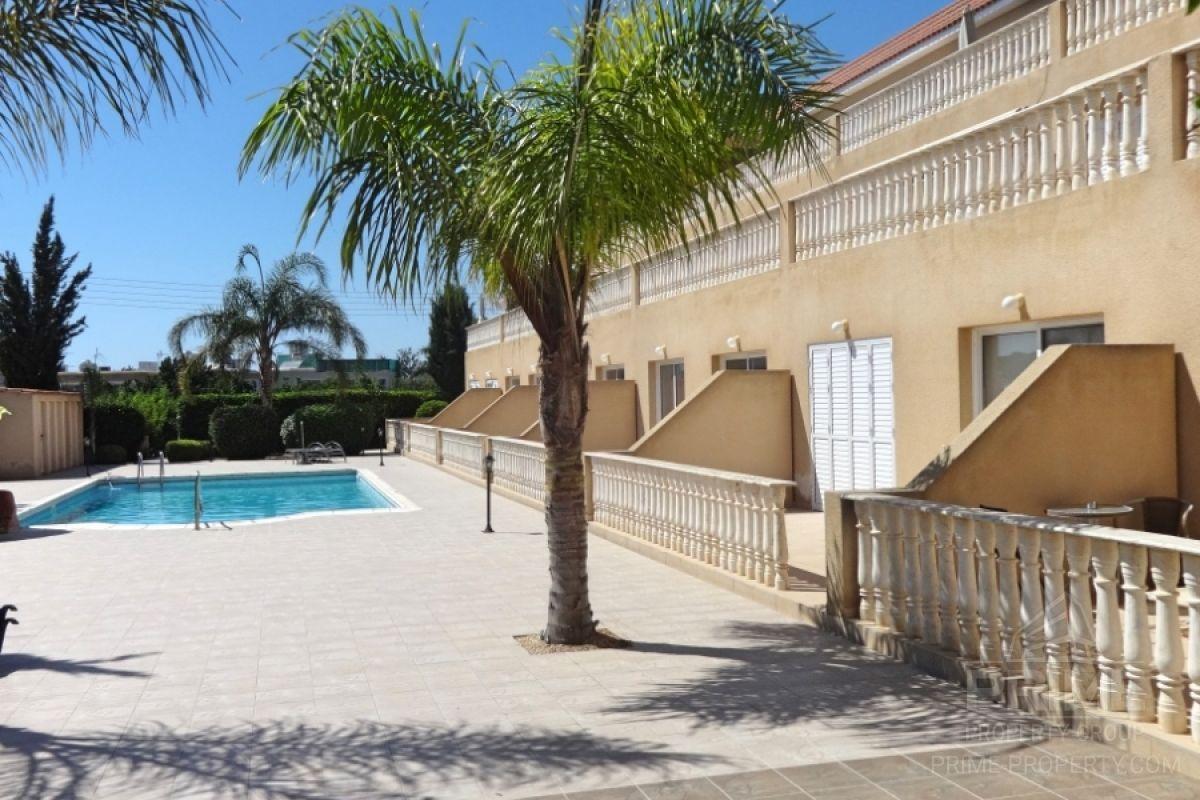 Предложение № 12773 - Paphos, Garden Apartment 58 м2