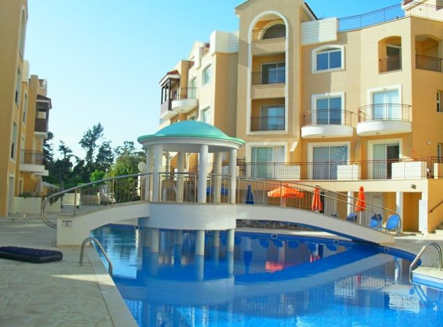 Penthouse 12850 on sell in Paphos
