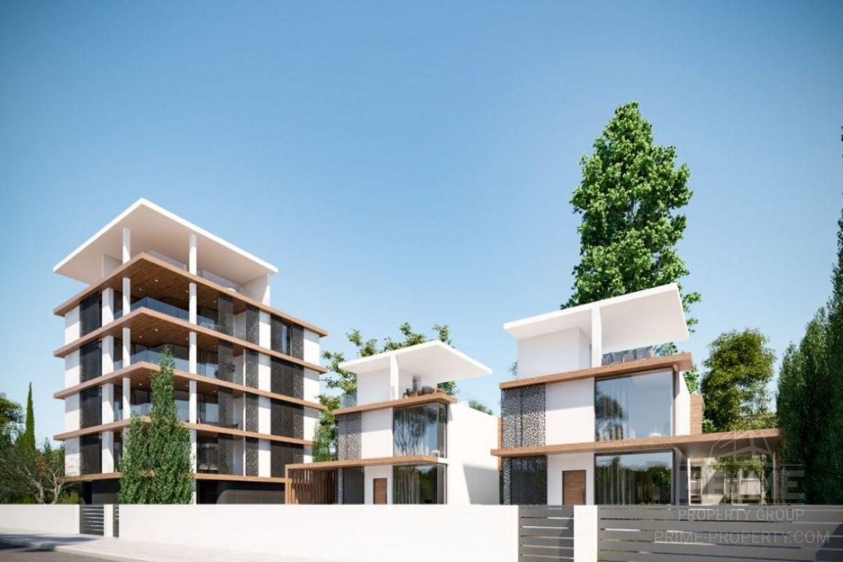 Предложение № 12921 - Paphos, Apartment 140 м2