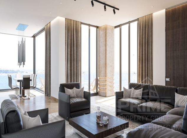 Penthouse 12945 on sell in Limassol