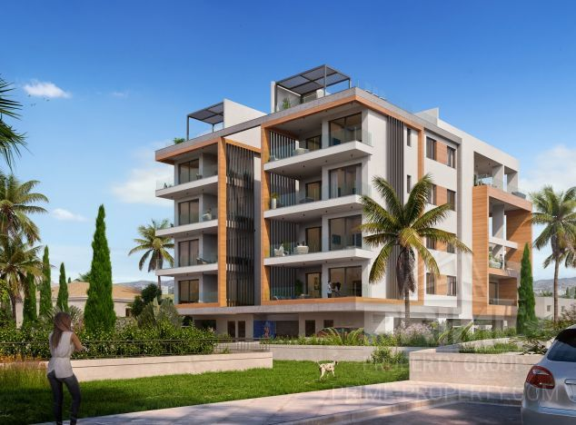 Sell Apartment 12975 in Limassol