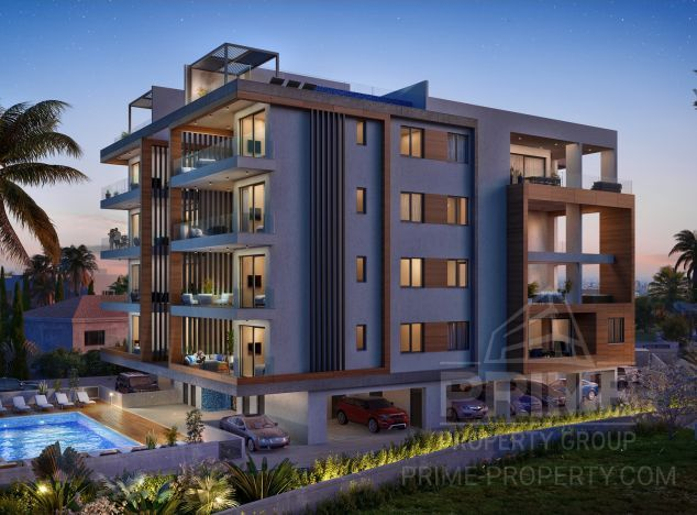 <br>Cyprus property, Penthouse for sale ID:12982