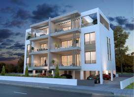 Cyprus property, Penthouse for sale ID:12986