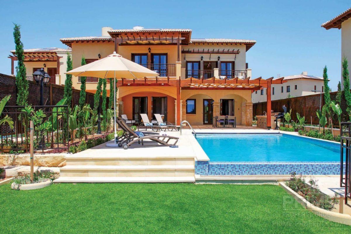 Предложение № 13053 - Paphos, Villa 196.9 м2