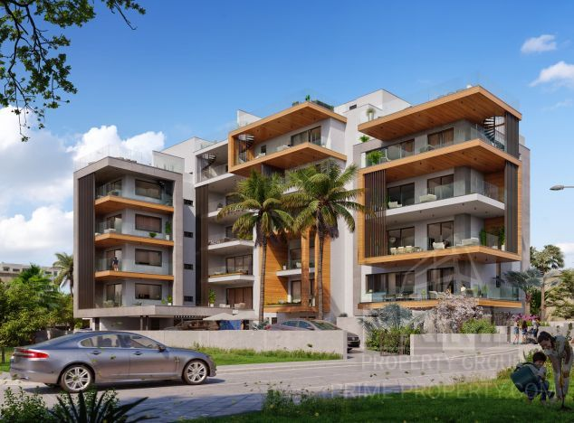 Apartment 13180 on sell in Limassol