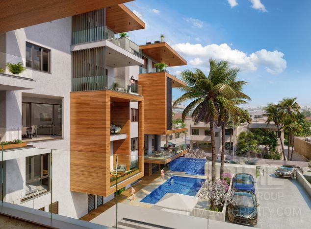 Sell Apartment 13180 in Limassol
