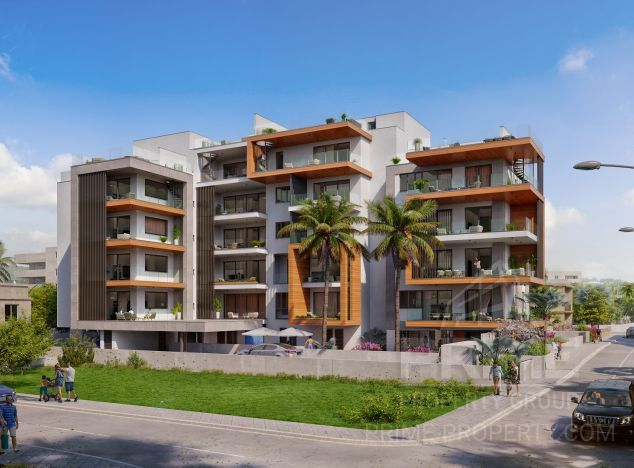 Buy Apartment 13180 in Limassol
