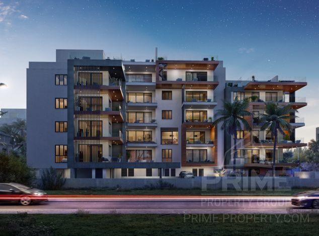 Penthouse 13189 in Limassol