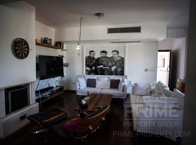 Penthouse 13209 on sell in Limassol