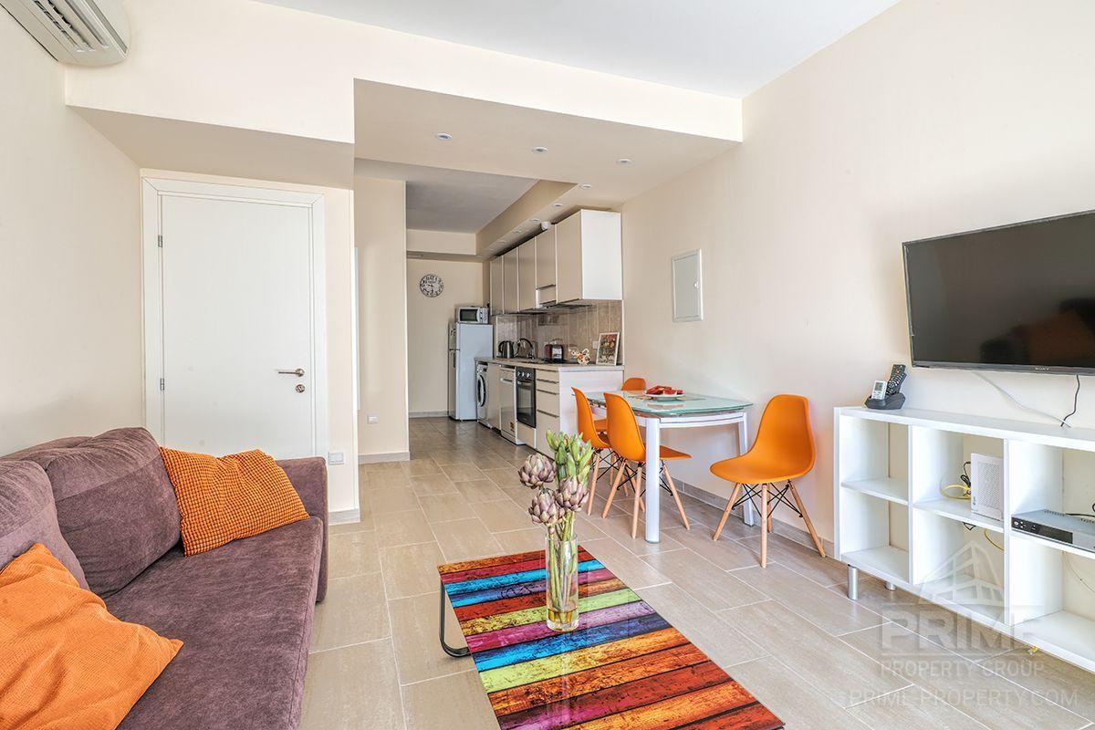 Предложение № 13318 - Limassol, Apartment 80 м2