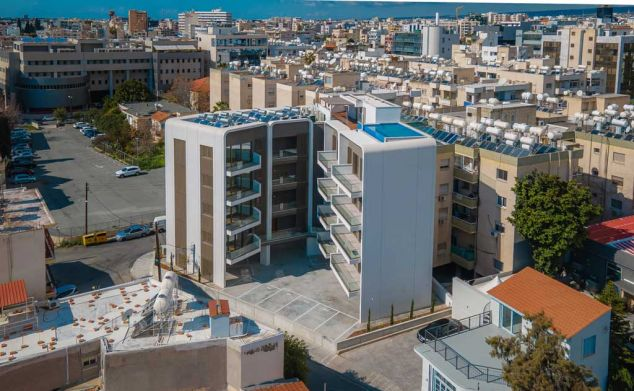 Apartment 13444 on sell in Limassol