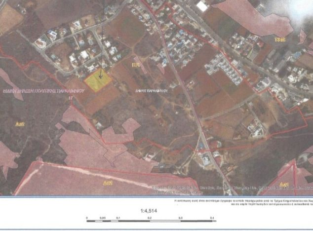 Sell Land 13474 in Protaras