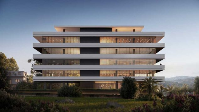 Sell Office 13488 in Limassol