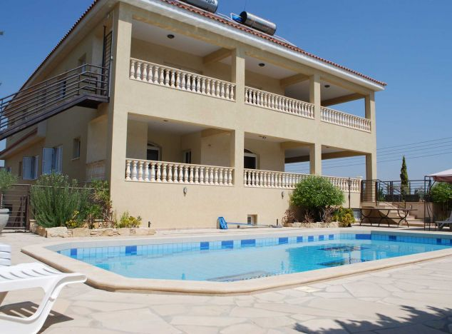 Villa 13498 on sell in Limassol