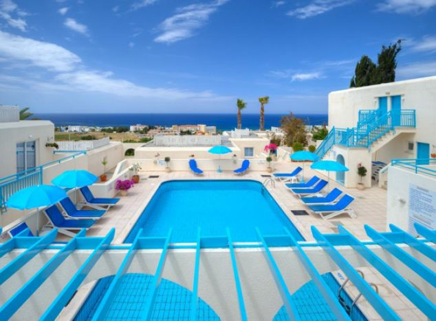Hotel 13560 on sell in Paphos