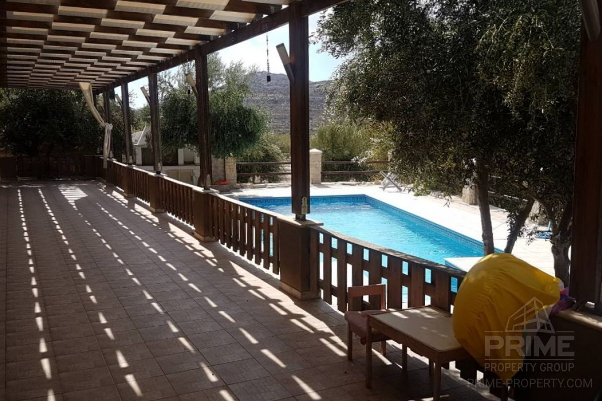 Предложение № 13574 - Limassol, Villa 360 м2