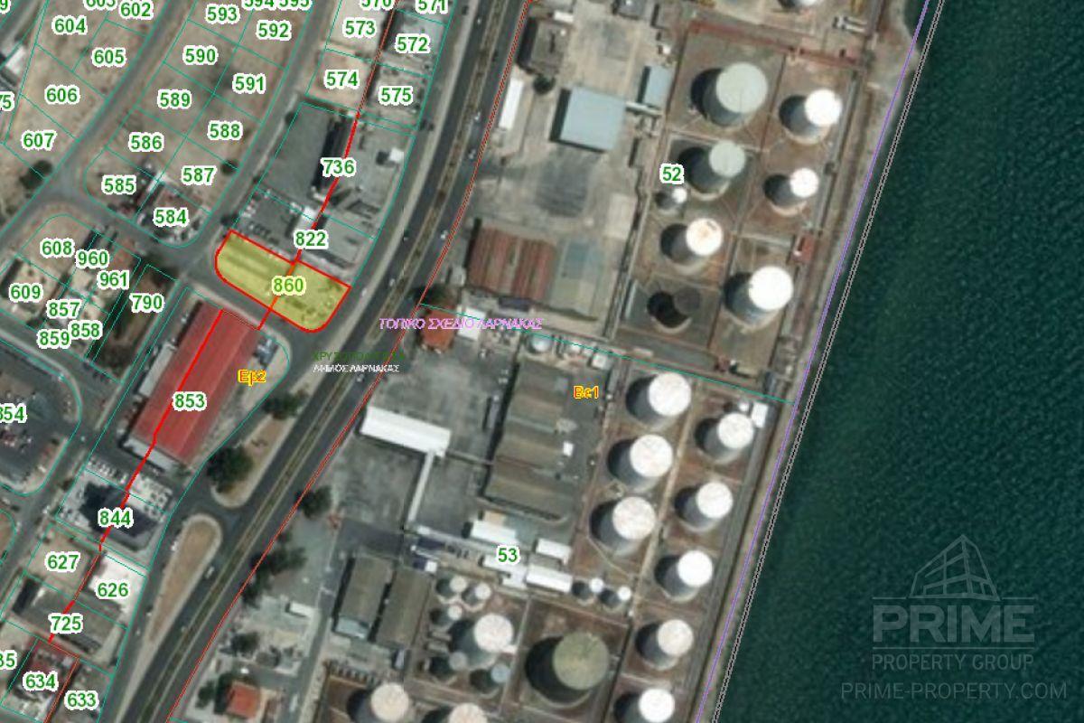 Предложение № 13668 - Larnaca, Land  м2