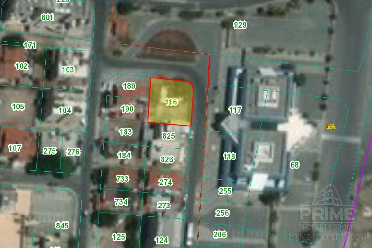 Предложение № 13692 - Larnaca, Land  м2