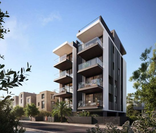 Buy Apartment 13695 in Limassol