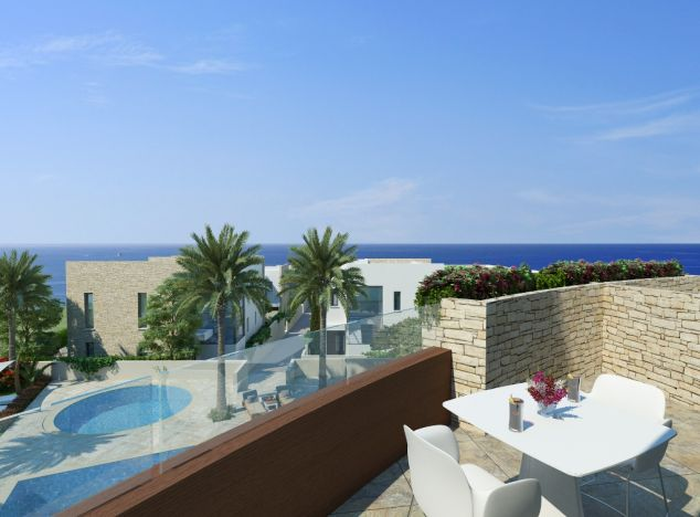 Penthouse 13820 on sell in Paphos