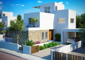 <br>Cyprus property, Villa for sale ID:13860