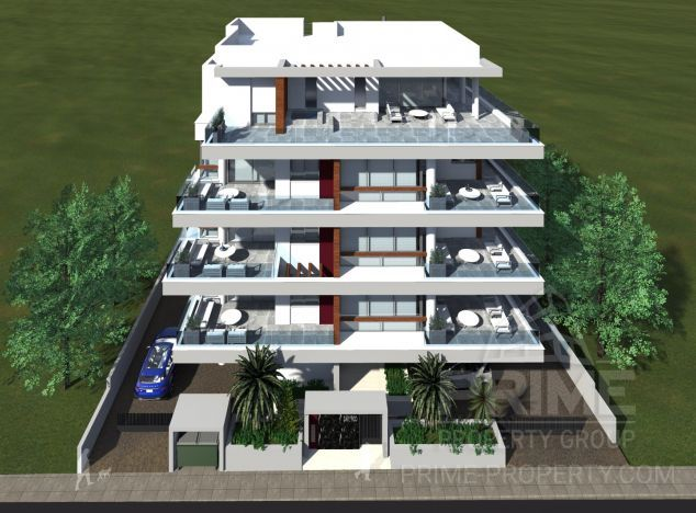 <br>Cyprus property, Apartment for sale ID:13886