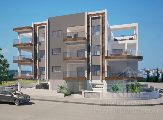 Buy Penthouse 14107 in Limassol