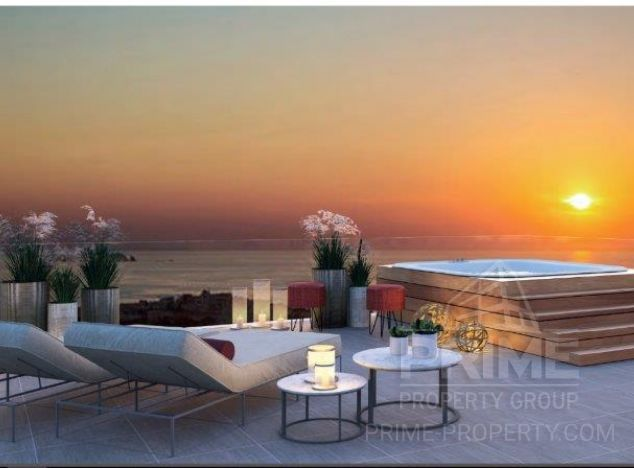 Penthouse 14201 on sell in Paphos
